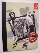 One Direction (1D) Composition Book ~ Concert Tour VIP Access