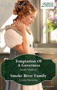 Historical Duo/Temptation of A Governess/Smoke River Family