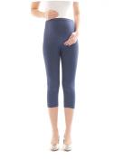 Fact Capri Trousers 3 / 4 Length Leggings Maternity Cotton