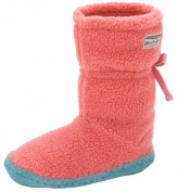 Joules Junior Slippersocks Peach Fizz