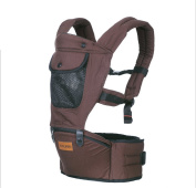 SMO Breathable Ergonomic Baby Sling Carrier Backpacks with Special Waist Stool Design