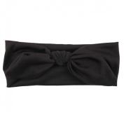 Culater® Baby Kids Girls Rabbit Bow Ear Hairband Headband Turban Knot Head Wraps