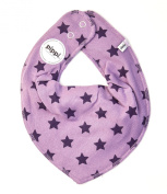 Premium Triangular Scarf with Star Design for Babies and Children