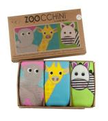 Zoocchini, 100% Organic Cotton Training Pants (set of 3) Girls