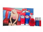 Jigsaw OMG! Loved Up Gift Set 100ml EDT + 150ml Body Lotion + 150ml Shower Gel + 3 x 20ml Purse Spra