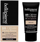 Bellapierre Cosmestics BB Cream Derma Renew - Medium