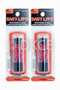 2 x Maybelline Baby Lips Electro Lip Balm - Oh Orange