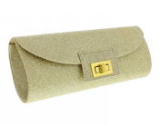GRIBHA INTERNATIONAL Bags/Pockets Evening Bag YONA-Gold-Coloured