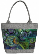 "Felt Bag, Ladies Women's Bag, handbag, handbag, shoulder bag, POLO ""Nirvana"""