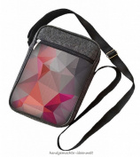 Large Unisex Shoulder Bag Purse Pouch Shoulder Bag-Sachet-Prism