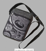 Large Unisex Shoulder Bag Pouch Purse Handbag Shoulder Bag-Sachet -