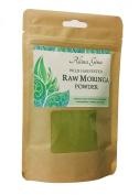 Pure Raw Moringa Oleifera Leaf Powder - 100g - Wild Harvested & Sustainably Produced
