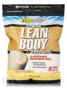 Lean Body Natural, Natural Vanilla - 680 grammes by Labrada M