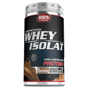 BBN Hardcore 500 g Schoko Competition Whey Isolat