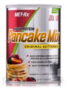 Pancake Mix, Original Buttermilk - 908 grammes by MET-Rx M