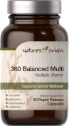 Natures Origin 360 Balanced Multi Vitamin 60 Rapid Release Capsules