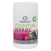 Lifestream 100 g Berries Essential Powder