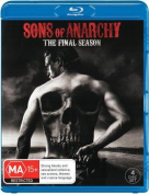Sons of Anarchy: Season 7 [Region B] [Blu-ray]