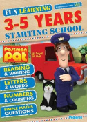 Postman Pat 3-6 - Pedigree Education Range 2015