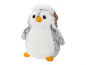 Aurora World Ltd Pom Pom Penguin with Hat Aurora World Ltd Pom Pom Penguin with Hat 23cm