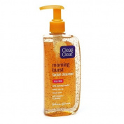 Clean & Clear Morning Burst Facial Cleanser, Original, 240ml, 2 pk