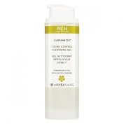 Face by REN Clean Skincare Clarimatte T-Zone Control Cleansing Gel 150ml