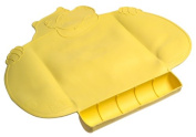 Kiddopotamus Tinydiner Placemat, Yellow