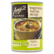 Amy's Kitchen Organic Low Fat Vegetable Barley Soup