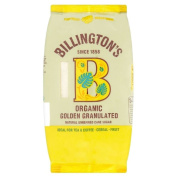 Billington's Organic Natural Granulated Unrefined Cane Sugar