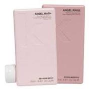 Kevin.Murphy Angel.Wash 250ml & Angel.Rinse 250ml Duo