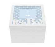 Baby Boy Keepsakes Box