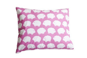 Farg Form Lamb Single Pillowcase