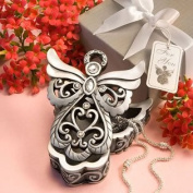 Angel Design Curio Box From The _em_Heavenly Favours Collection_/em_ - 30 count