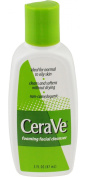 CeraVe Facial Cleanser, Foaming Facial Cleanser, 90ml