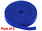 iMBAPrice® (Pack of 2) 5 yard Fastening Tape with .190cm Hook