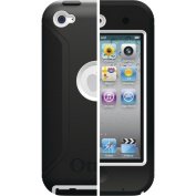 OtterBox Defender Series Case for iPod touch 4G (White Plastic/Black Silicone)