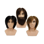 Celebrity Male Manikin Colour Training Set, Mini