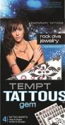 Tempt Tattous Temporary Tattoos, Rock Diva Jewellery, 90ml