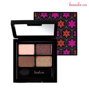 [banila co] Quad Eye Palette Shadow 4g