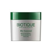 "Biotique Bio Seaweed Revitalising Anti-Fatigue Eye Gel, 15G- ""Expedited International Delivery by USPS / FedEx """