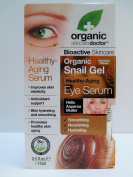 Organic Doctor Snail Gel Eye Serum, 15ml