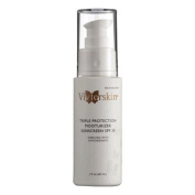 VivierSkin SPF 30 Triple Protection Moisturiser, 2 Fluid Ounce