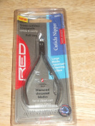 Red Cuticle Nipper, Salon Quality 02421