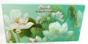 Saponificio Artigianale Fiorentino Lotus Blossom Bath Soap - 3 bars each 150 grammes