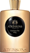 Atkinsons Oud Save The King EDP 3.3 / 3.4 fl oz 100ml New Sealed In Box