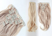 Manufacturers Selling High Temperature Wire Materials Best-selling Layer 7 Wave Women Hair Extention dark gold