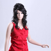 Amy Winehouse Wig Halloween Wig Synthetic Hair Wigs for Women Real Natural Wigs Wholesale Amy Winehouse 3760