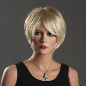 Office Ladies Wigs Short Blond Wigs for Women Girls Wig Best Selling Wigs European Women Wigs Hot Stylish Wig 3092