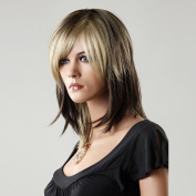Root Colour Wigs Synthtic Women Wigs High Quality Wigs for Women Natural Looking Wig Realistic Wigs 3710