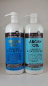 Renpure Originals Argan Oil Shampoo & Conditioner, 950ml Bundle